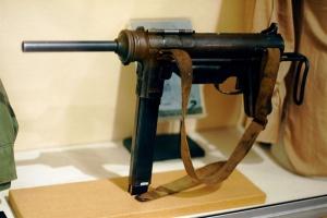 M3 submachine gun - Gunsopedia